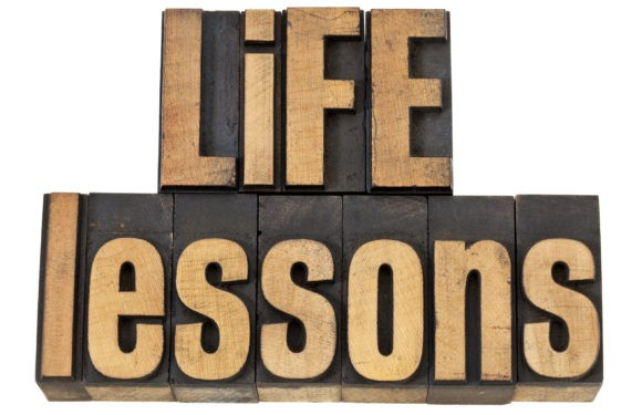Do we need to learn life lessons?