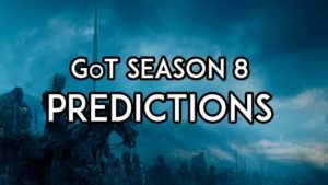 Game of Thrones Prediction