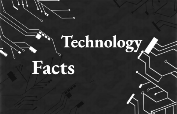 15 facts about technology that will blow your mind!!
