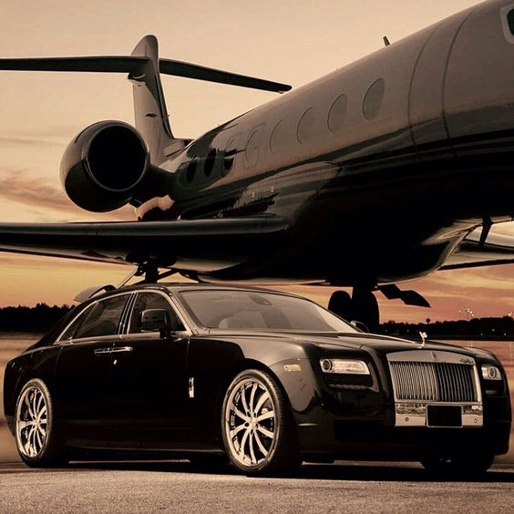 Most expensive and luxurious private jet