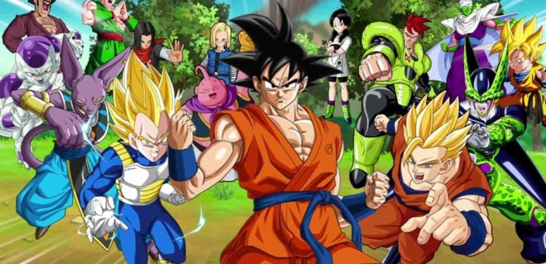 dragon ball games for android