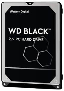 WD Black 1TB Performance Mobile Hard Drive