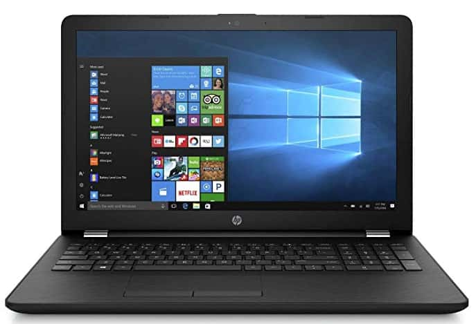 HP 15 Intel Core i5 7th Gen 15.6-inch FHD Laptop