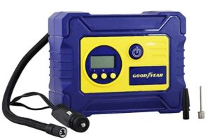 Goodyear RCP-D17D Analog Car Tyre Inflator (Blue)