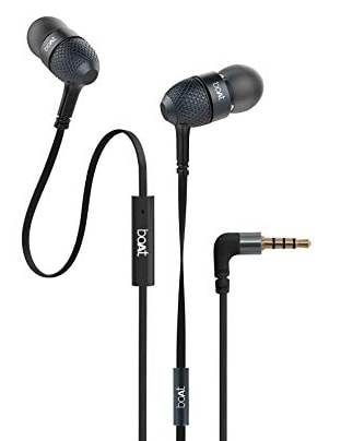boAt BassHeads 225 in-Ear Super Extra Bass Headphones